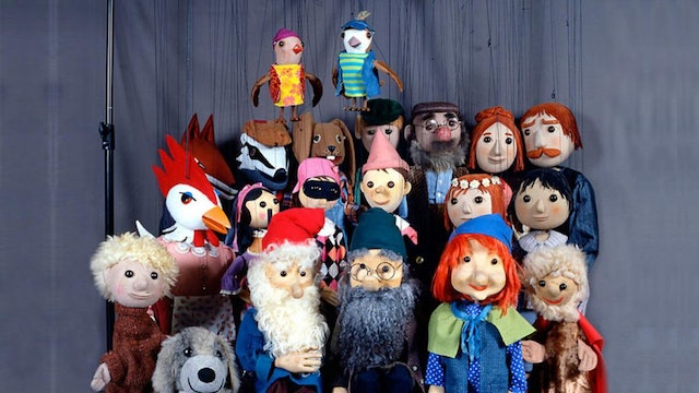 Loosli Puppet Theatre