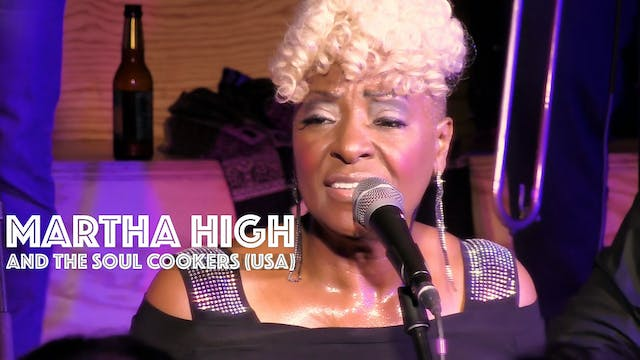 Martha High and the Soul Cookers
