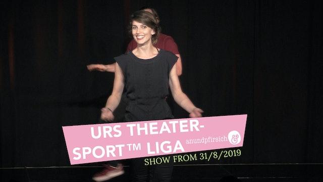 URS Theatersport Liga 1st match