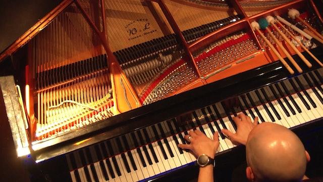 MONTAGS #661 - Special Nik Bärtsch Piano Solo