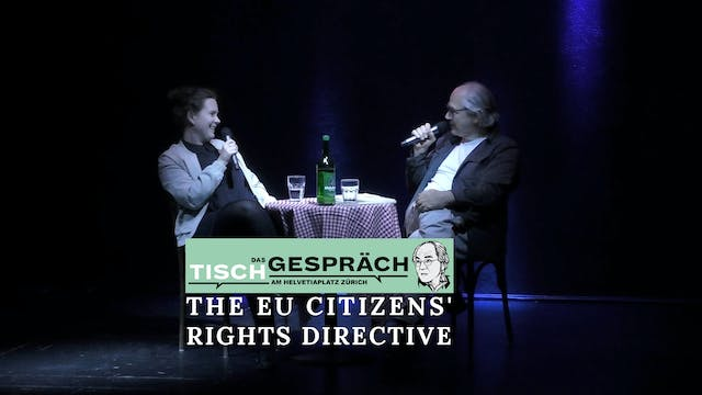 The EU Citizens' Rights Directive
