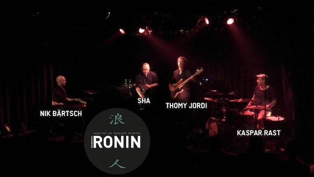 MONTAGS 763 - Nik Bärtsch's RONIN