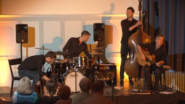 Quartett Robin Mark