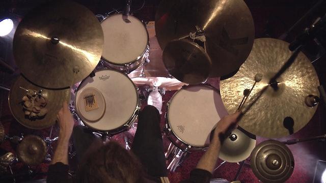 MONTAGS #672 - Nicolas Stocker Drum Solo