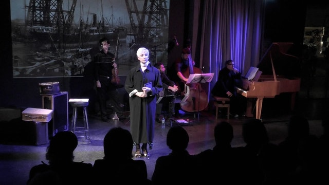Alexandra Prusa – «Abrazo – Tango des Überlebens»