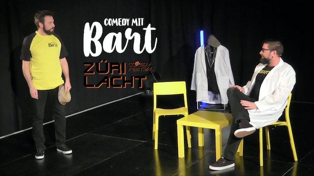 Comedy mit Bart