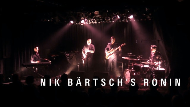 MONTAGS #745 Nik Bärtsch's RONIN