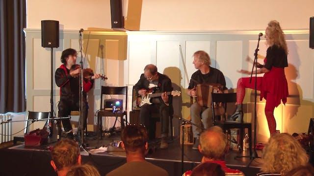 Landstreichmusik und Christine Lauter...