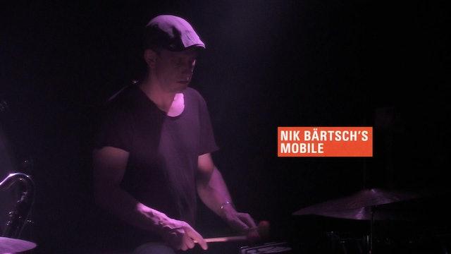 MONTAGS #754 Nik Bärtsch's MOBILE