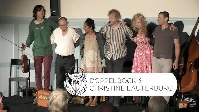 Doppelbock & Christine Lauterburg