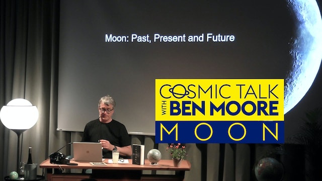 "Ben Moore - ""Moon: A Biography"""