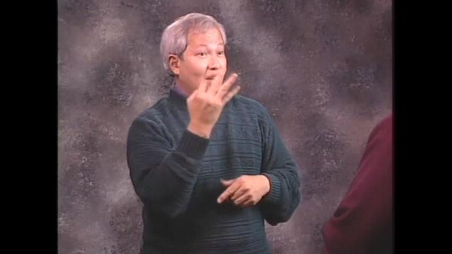 6G ASL Dialogues