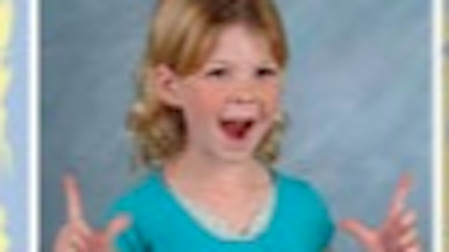 1A Sign-to-Voice: 7-Year-Old Brianna