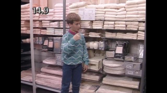 ASL14 Let's Go Clothes Shopping