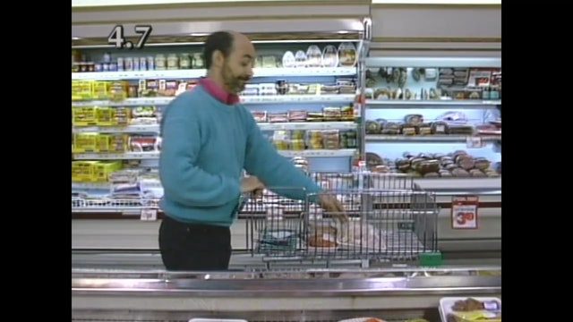 ASL04 Let's Go Food Shopping