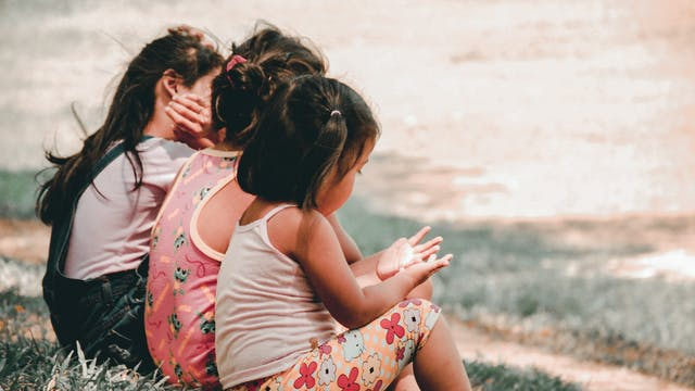 5A-5E Deaf Children Signers