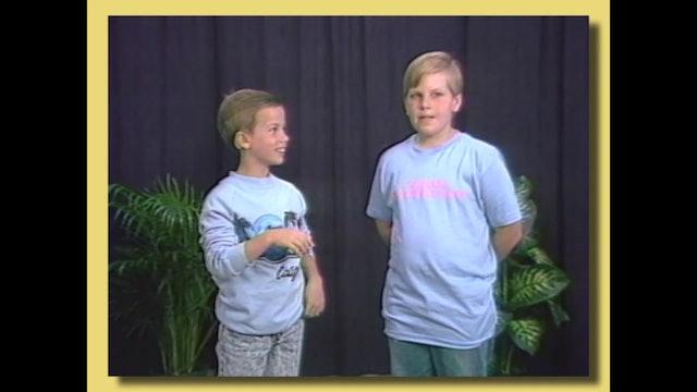 5B Deaf Children Ages 9-19