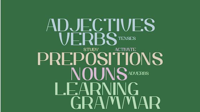 ASL Grammatical Aspects
