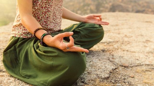Mudras and Yoga