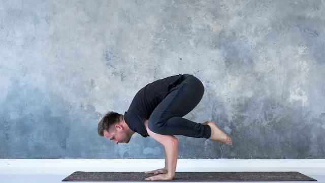 Arm Balance Vinyasa