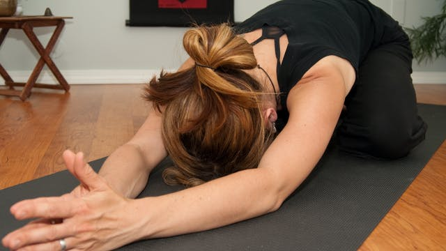 Calming Yin Yoga