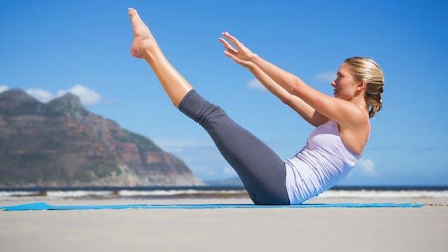Energizing Pilates