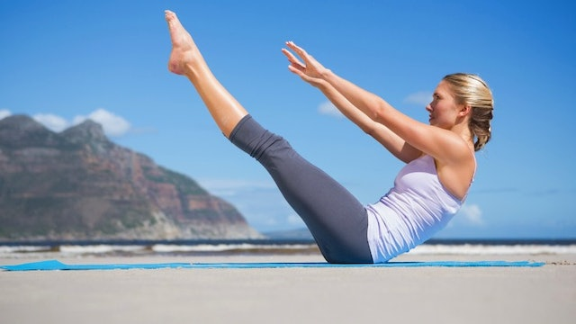 Energizing Pilates