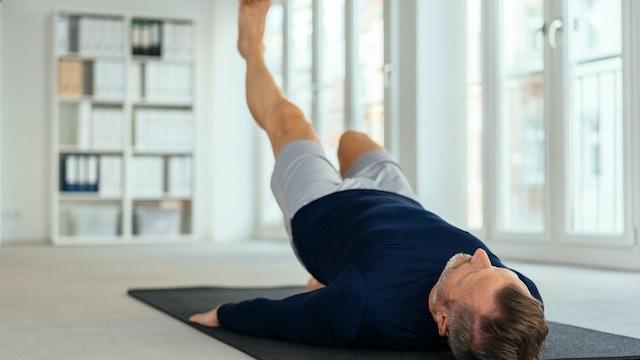 Intermediate Pilates Fusion