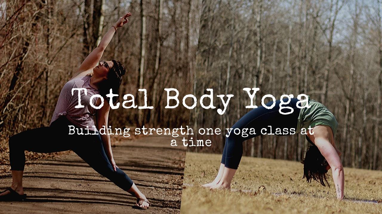 Total Body Yoga