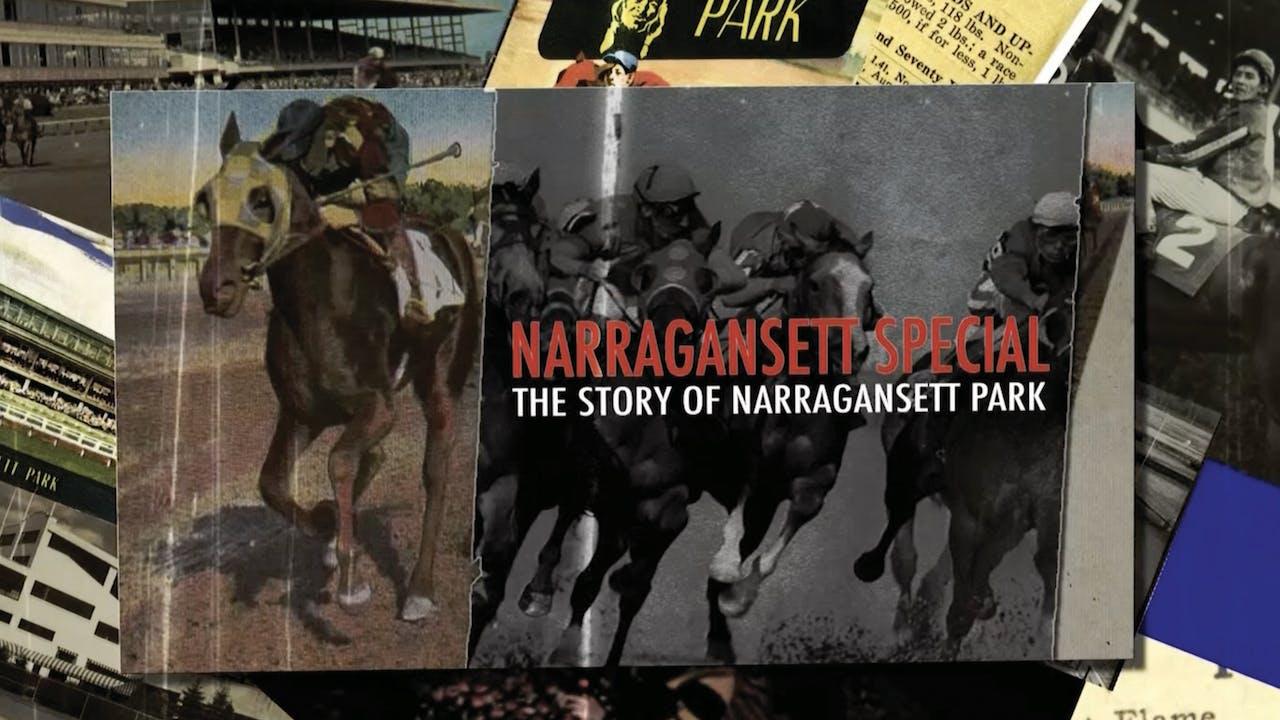 Narragansett: The Story of Narragansett Racetrack