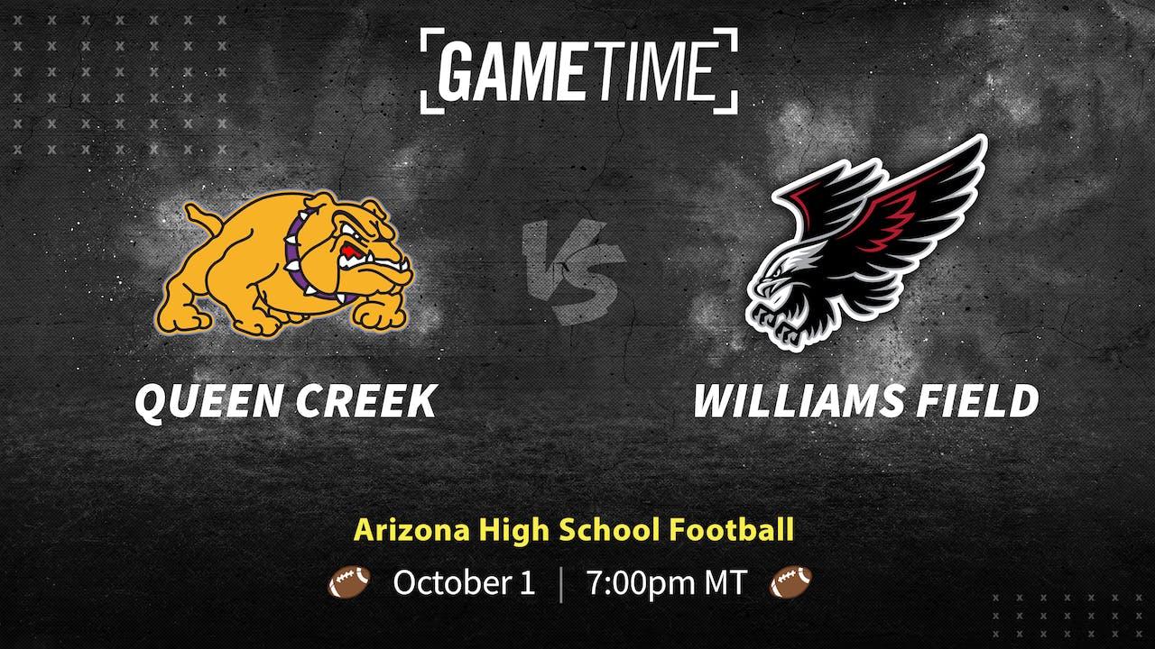 Queen Creek vs Williams Field (Bundle)