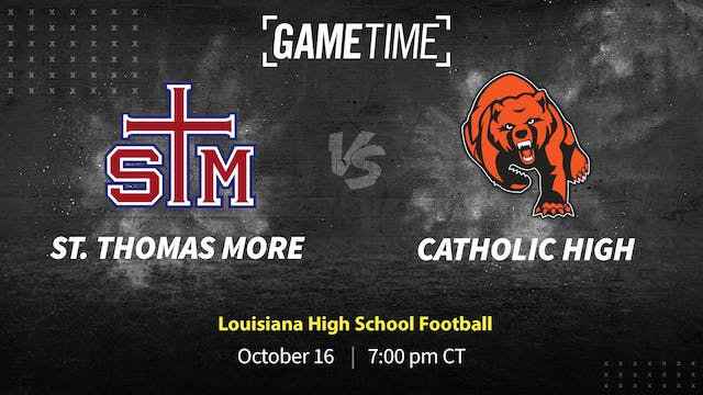 Two Heavyweights Get Defensive: Catholic vs. St. Thomas More