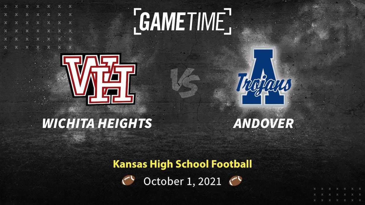 Wichita Heights vs Andover (Rent)
