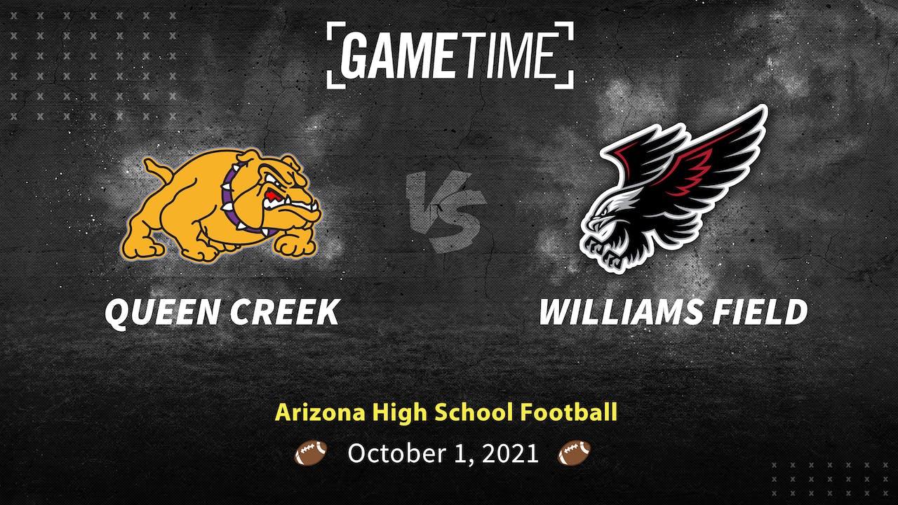 Queen Creek vs Williams Field (Rent)