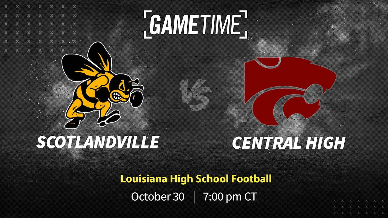 Rent: Defense Leads Scotlandville Over Central