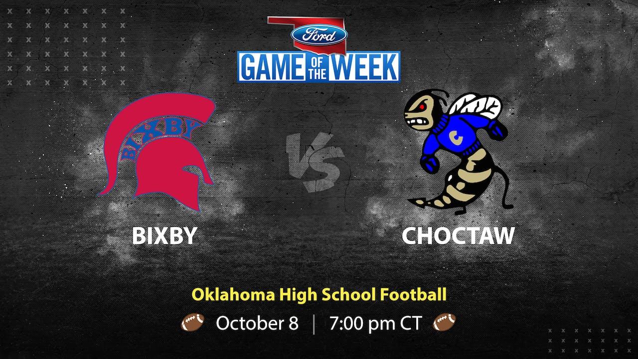 Bixby vs Choctaw (Bundle)