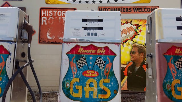 Driven - Getting Our Kicks on Route 66