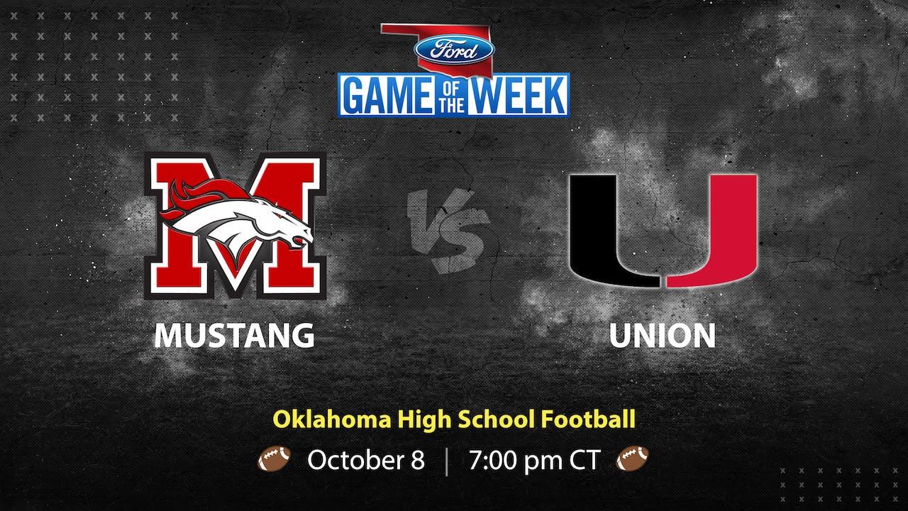 Mustang vs Union (Bundle)