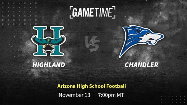 Rent: Chandler Gets Hard Fought Win Over Highland