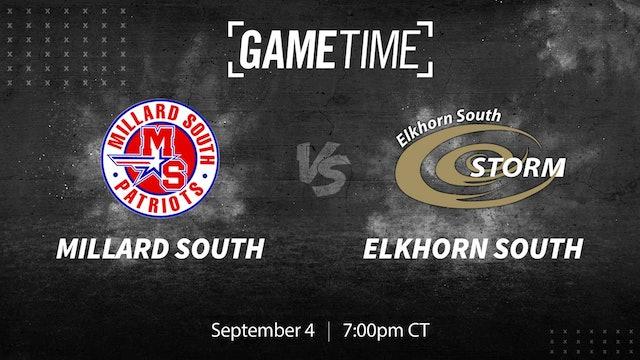 Millard South vs. Elkhorn South
