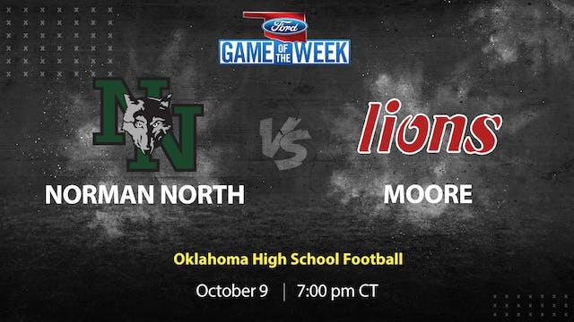 Buy: Norman North vs Moore