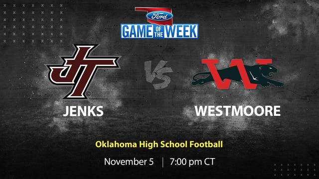 Jenks Improves Playoff Position with Win Against Westmoore