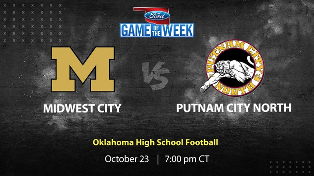 Bombers Defense Too Much for Putnam City North