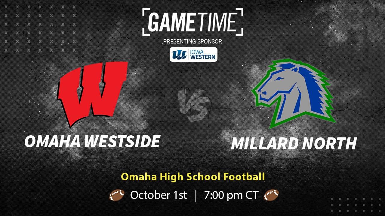Omaha Westside vs Millard North (Bundle)