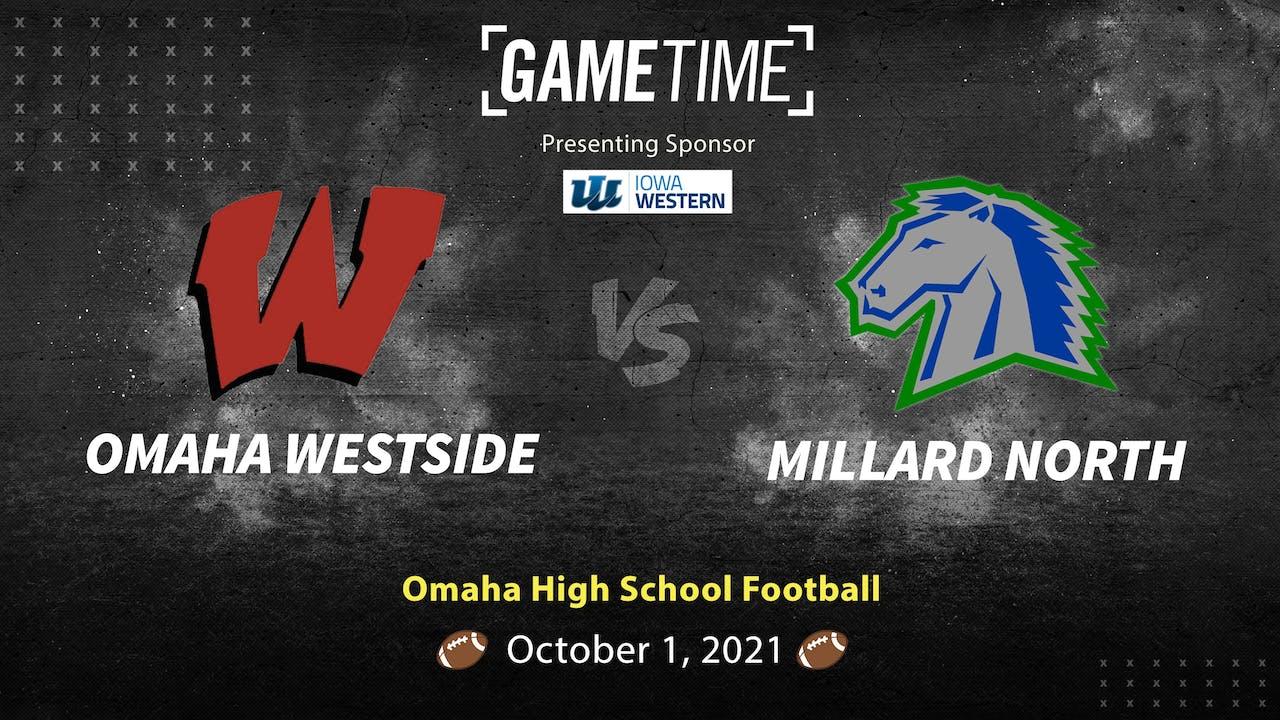 Omaha Westside vs Millard North (Rent)