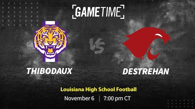 Buy: Destrehan Still Undefeated in District Play