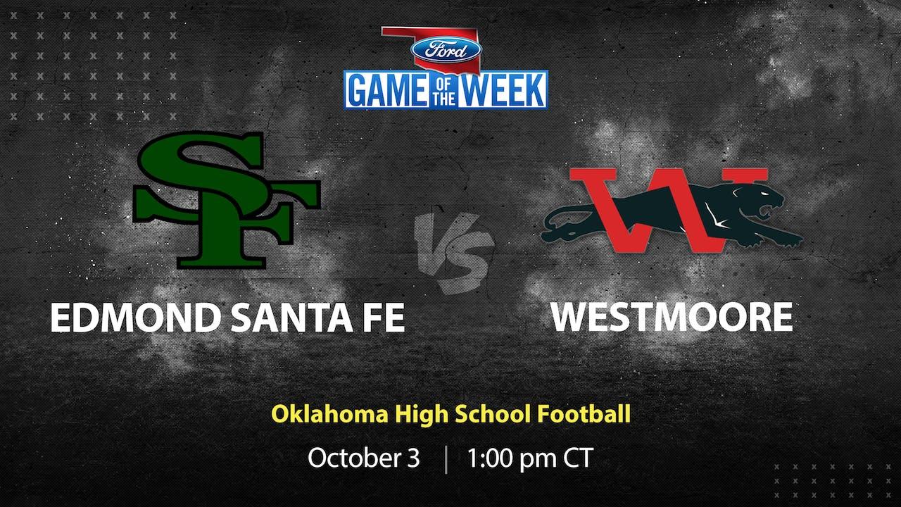 Buy: Santa Fe Scores 10 TD's to Defeat Westmoore