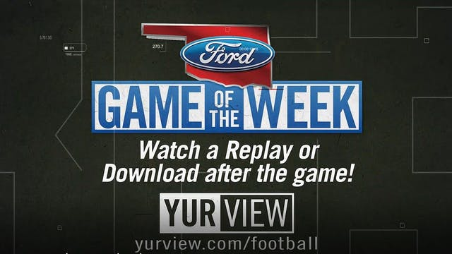 Ford Game of the Week - Stay Tuned for Replay or Download