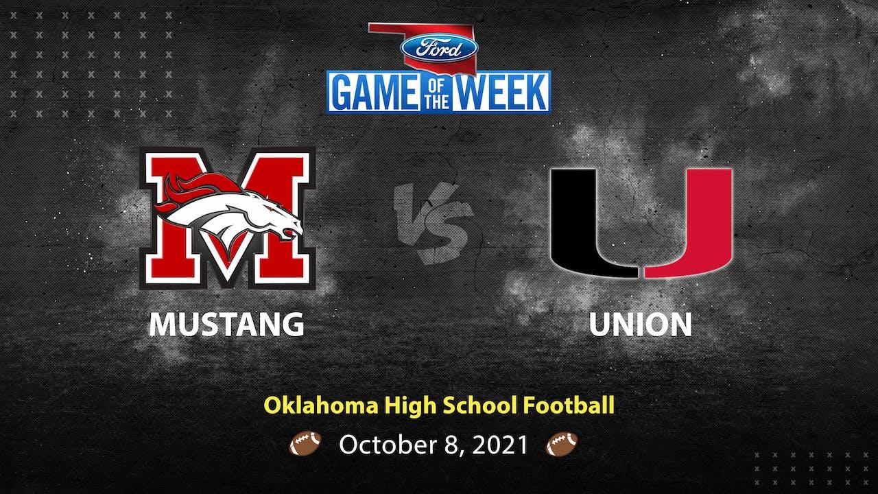 Mustang vs Union (Rent)