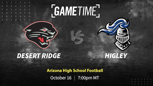 Higley Pulls Away to Beat Desert Ridge